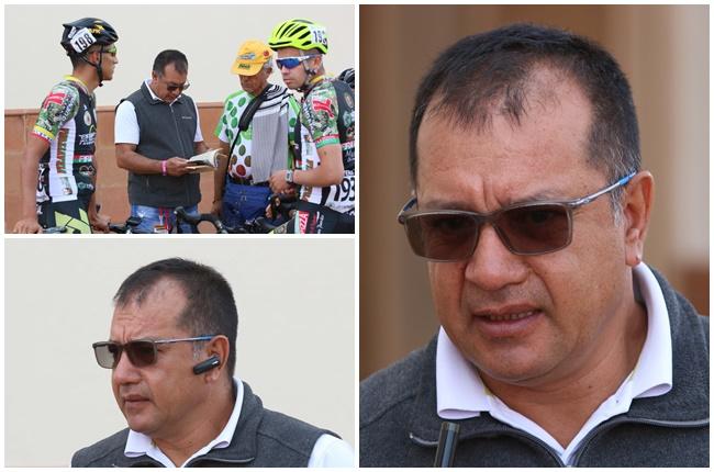 José Jaime El 'Chepe' González, ahora entrega sus conocimientos a los pupilos de Firavitoba