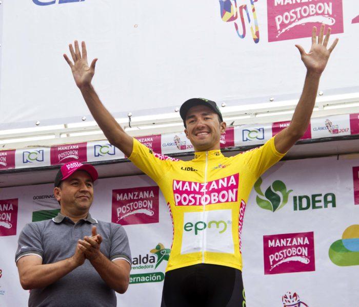 Jaime Castañeda ganó en Tuluá y Juan Pablo Suárez se mantiene como líder
