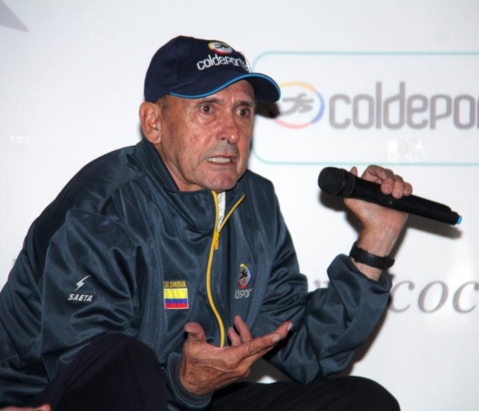 Cochise Rodríguez, récord de etapas