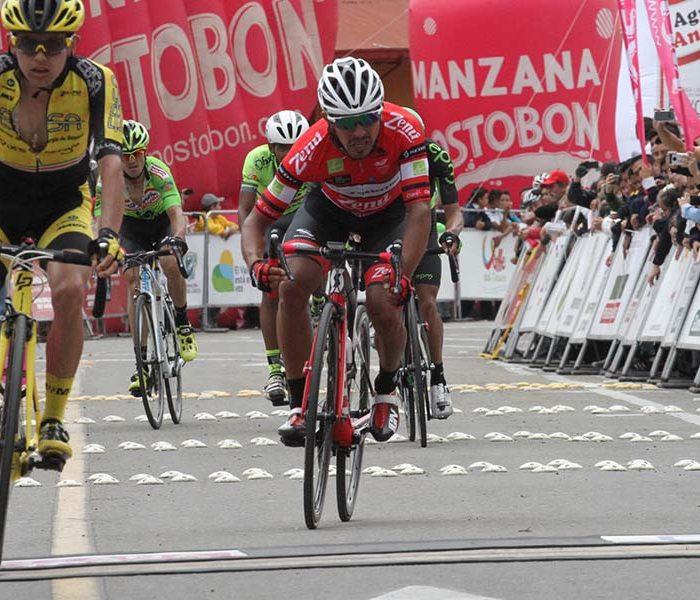 Miguel Rubiano en el Top 10 de la 4ta etapa y la general del Clásico RCN
